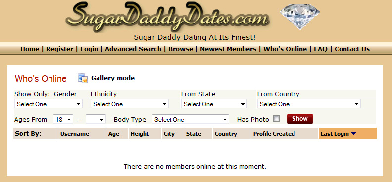 The No1 Sugar Daddy Dating Sign up for free at Mysugardaddy
