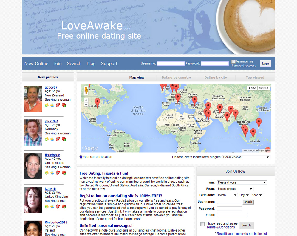100 free dating sites in america