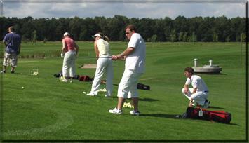 Golf partner dating